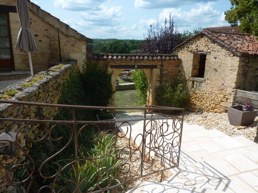 La Plumardie Basse - Dordogne - Sfeerbeeld van ons domein.
